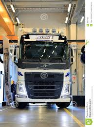 new volvo tractor trailers for sale the new volvo fh truck tractor editorial stock photo image 39814453
