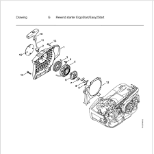 stihl 020 parts diagram tractor parts service and repair manuals