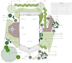 How To Make Blueprints For A House Landscape Plans Learn About Landscape Design Planning And Layout