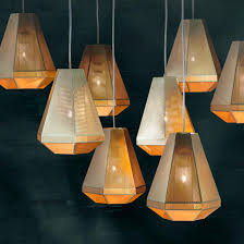 Tom Dixon Pendant Lights by Cell Tall Pendant Light