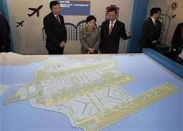 model airport runway lights hong kong gives green light for 17 5 bln 3rd runway
