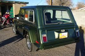 jeep convertible black 1973 jeep commando c104 hardtop convertible 4wd automatic