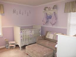 Lilac Nursery Curtains Baby Nursery Decor Sofa Furniture Lilac Baby Nursery Oak Wooden
