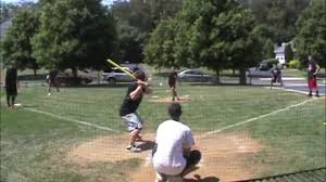 caputo complex wiffle ball 2010 nlcs games 1 and 2 youtube