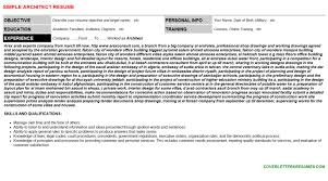 Tableau Resume Samples by Tableau Architect Resumes U0026 Cover Letters