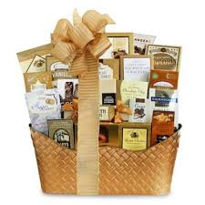 where to buy gift baskets buy gourmet gift baskets from bed bath beyond
