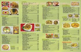 menu of happy family restaurant lounge restaurant molalla