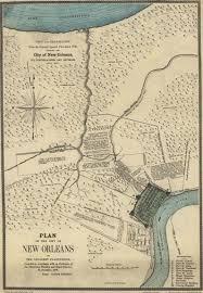 Map Of New Orleans Area Louisiana Parish Map