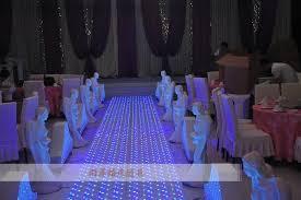 wedding aisle runner 60cm 60 cm shiny led wedding mirror carpet aisle runner t