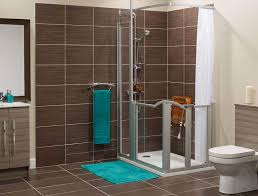 Disabled Half Height Shower Doors Half Height Shower Doors Inspire Premier Care In Bathing