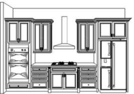 Kitchen Design Drawings Simrim Easy Design A Kitchen