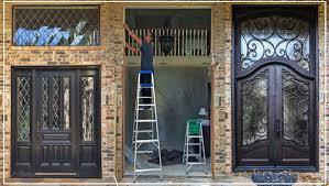 door dallas u0026 pieced wood double doors
