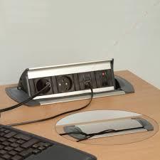 prise electrique pour cuisine prise et multiprise à encastrer dans plan de travail accessoires