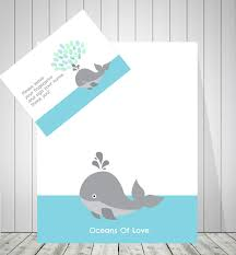 baby shower sign in nautical baby shower baby whale print baby boy shower