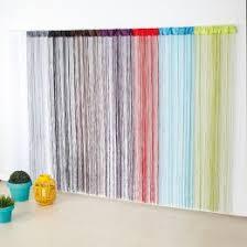 rideau voilage et tringle à rideaux