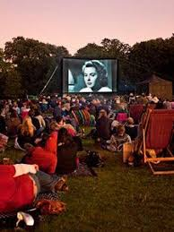 Botanic Gardens Open Air Cinema Outdoor Cinemas In Botanical Gardens Melbourne Processed With