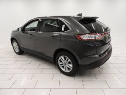 Overhead Door Safety Edge by New 2017 Ford Edge Sel Sport Utility In Mishawaka Hbc62525