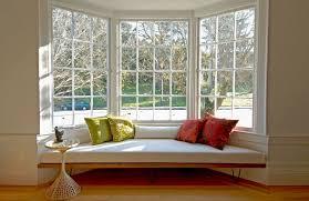 home interior window design modern bay window styling ideas