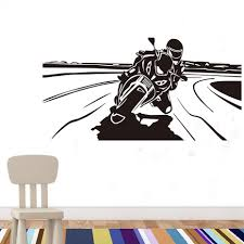 motorcycle wall murals promotion shop for promotional motorcycle