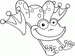 frog coloring pages lezardufeu com