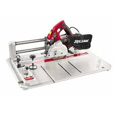 Cut Laminate Flooring Shop Skil 4 3 8 In 7 Amp Sliding Miter Saw At Lowes Com