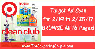 target schedule black friday target ad scan for 2 19 to 2 25 17 browse all 16 pages
