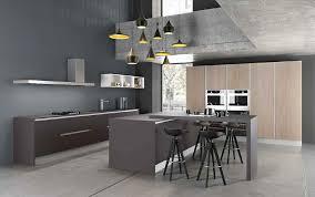 cuisine anthracite inspirations de cuisine cuisine bois gris anthracite cuisine bois