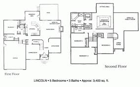 floor plans for 5 bedroom homes 5 bedroom floor plans home design ideas everything that you