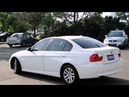 2006 white bmw 325i 2006 bmw 3 series st paul white lake mn 69279x sold