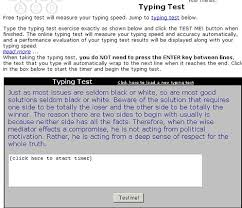 5 online tools to test your typing speed