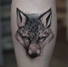 25 ide wolf tattoo design indah di pinterest tato srigala