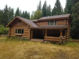 cabin homes for sale log homes for sale in missoula county mt