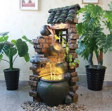 creative indoor waterfall and water fountain orchidlagoon com