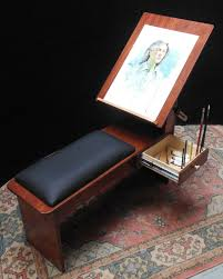 Desk Easel For Drawing Best Caballo Artist Donkey Bench With Easel C R E A T I V E