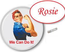 Rosie Riveter Halloween Costume Rosie Riveter Costume Etsy