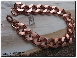 solid copper bracelet images Bright design copper chain bracelet 9 1 2 inch solid cb639g 5 8 of jpg
