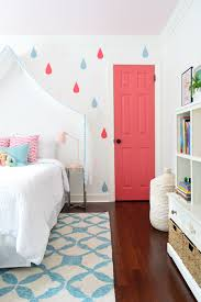 Pink Rug For Girls Room Evolution Of A Room U0027s Bedroom Edition Young House Love