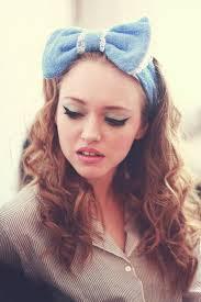 bow headband flannel bow headband flannel bow hair wrap boudoir make up