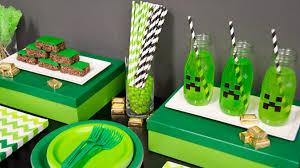 minecraft party minecraft party ideas birthday express