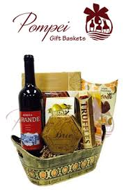 wine gift basket ideas argentina wine gift basket by pompei baskets