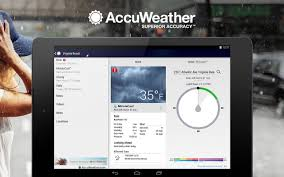accuweather android app get most amazing weather apps and widgets for your android phone