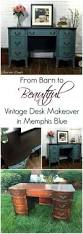 Old Bedroom Set Makeover Best 20 Refinished Desk Ideas On Pinterest Desk Redo