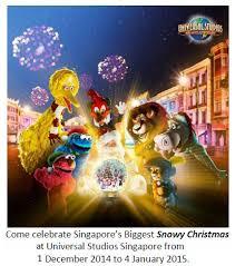 singapore u0027s biggest snowy christmas celebration kiasuparents