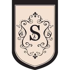 monogram letter s monogram letter s clipart