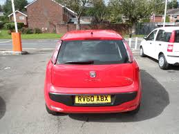 Used Fiat Punto Evo 1 4 Dynamic 3dr Exotica Red 176 1 4