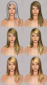 151 best figure drawing hair images on pinterest drawing