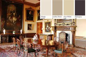 paint your home the colors of downton abbey u0027s highclere castle