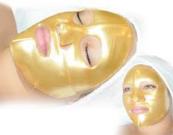 Collagen Mask mask gold