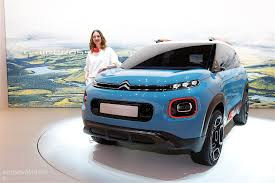 citroen concept 2017 citroen c aircross concept arrives in geneva it u0027s as colorful as