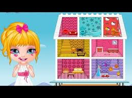Dolls House Decorating Games Baby Barbie Doll House Barbie Doll House Decoration Barbie